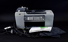 HP Office Jet 5610 All in One Printer, Copy, Fax, Scan etc