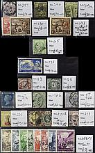 Small Mixed Lot of Higher Value Stamps, GB, France And Germany.