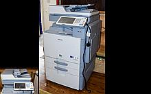 Samsumg C9520ND MultiXpress ColorXpression Photocopier Hasn't Been Used For