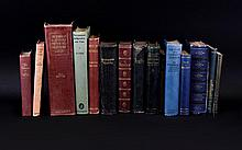 Mixed Lot Of Late 19th Early 20thC Books, To Include Tennyson, Robert Chambers, Just so Stories by Rudyard Kipling, 21st Edition Of The American Illustrated Medical Dictionary, Poems Of Wordsworth etc