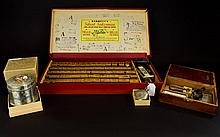 Mixed Lot Of Collectables, Comprising Musical Table Top Powder Box, Russian