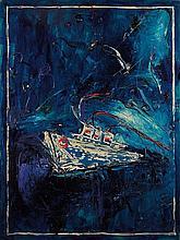MARIO SCHIFANO (1934-1998)
