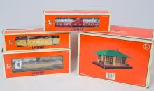 Lionel Illuminated Freight Station 612612 and