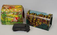 No. 600lT Lionel Coal car, No. 6110 box only and