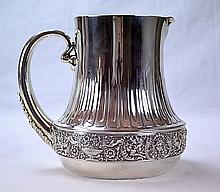 Tiffany & Co. Olympian Sterling Silver Water Pitcher
