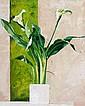 Paul Donaghy Bohemian Callas Oil on Canvas 30