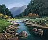 W H Burns - In the Poisoned Glen, William H. Burns, Click for value