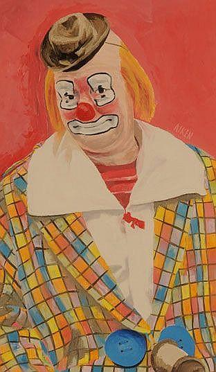 Jonathan Aiken - Clown