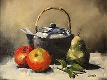 Carmela Brennan - A Pear of Apples