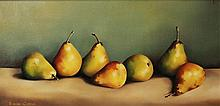 Susan Cairns - A Pear A Day