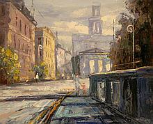 Stuart Williams - Mount Street