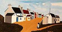 Patsy Dan Rodgers - East Village On Tory Island