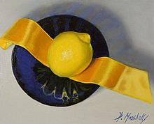 Diana Marshall - Lounging Lemon