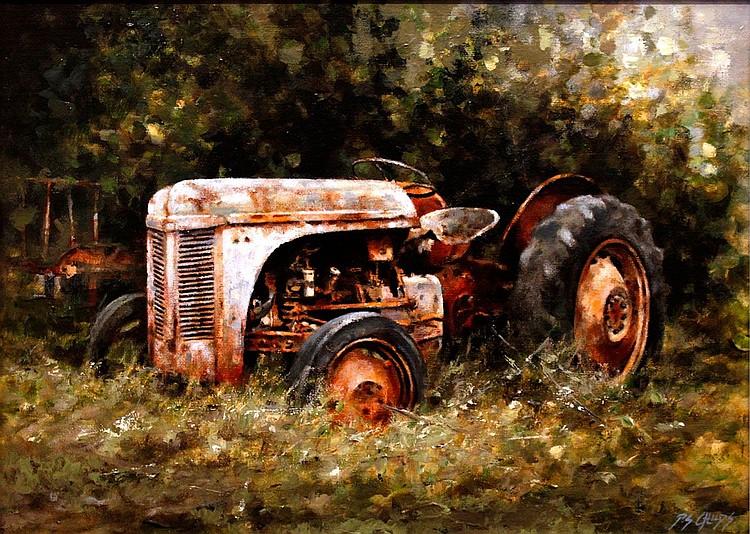 Philip Childs - Restoration Beckons