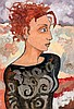 Serg Ixygon, Woman with Red Hair, Serg Ixygon, Click for value