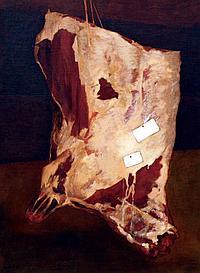 Gene Lambert Meat Hanging