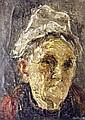 Georgina Moutray Kyle, Study