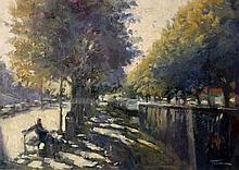 Norman Teeling Baggot Street, Grand Canal, Dublin