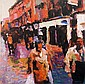 Gary Devon. Home Time. Acrylic on Canvas