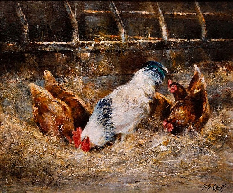 Philip Childs - Pecking Order