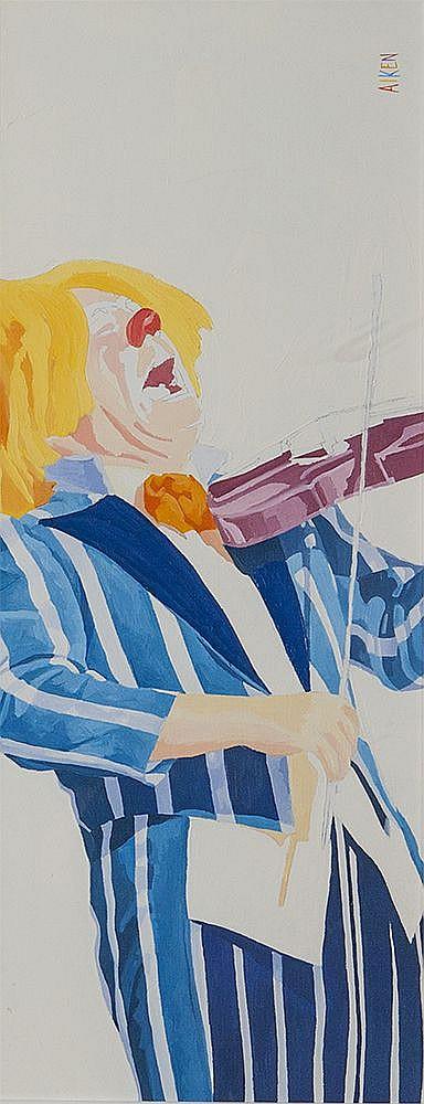 Jonathan Aiken Musical Clown