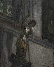 Norman Garstin Fallen Angel