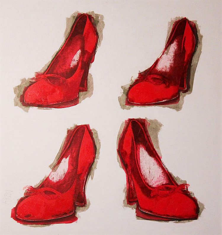 Jonathan Aiken Red Shoes Lets Dance 2