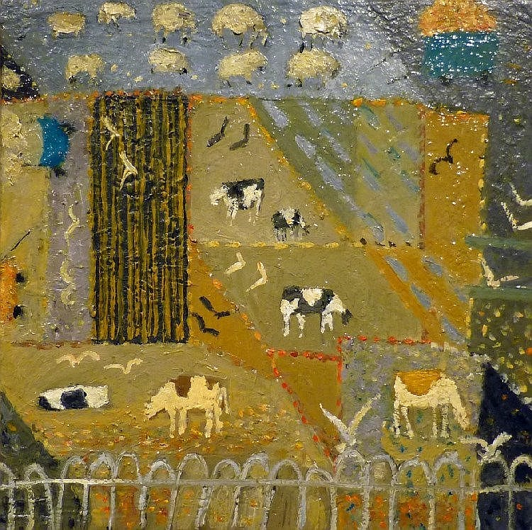 Patrick McDonnell Autumnal Fields
