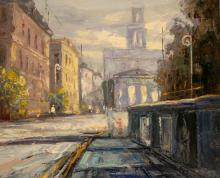 Stuart Williams Mount Street