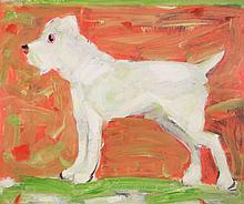 David Johnston - White Dog