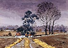 George Oakley - A Winters Day, Co. Meath
