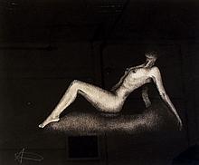 Audrey Smyth - Reclining Nude