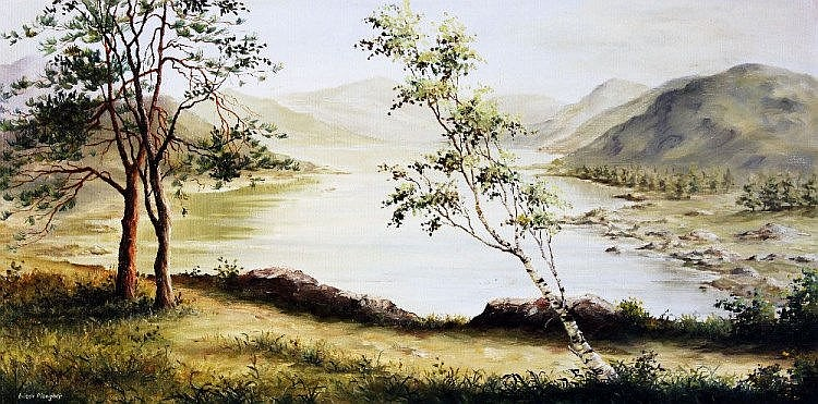 Eileen Meagher - Lake Shore, Co. Kerry