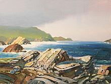Paul Guilfoyle - Inis Tuaisceart from the Mainland