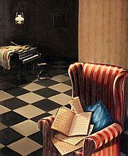 Sabrina Garselli - The Music Room