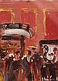The Horseshoe Bar, Dublin' by Marie Carroll