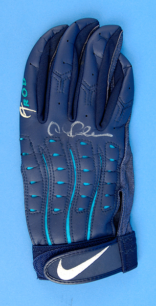 Alex Rodriguez Signed Game Worn Batting Glove (Seattle Mariners)