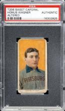 T206 Honus Wagner Gotta Have It Baseball & More Auction