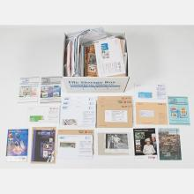 A Collection of Jersey and Guernsey Philatelic Bureau Stamps from the Isle of Man,