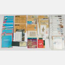 A Collection of United Nations Stamps and Covers from Geneva, Vienna and New York Issues.