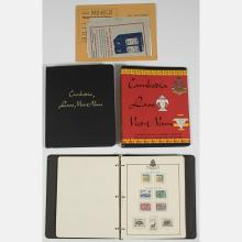 Two Full Stamp Albums from Cambodia, Laos and Vietnam,