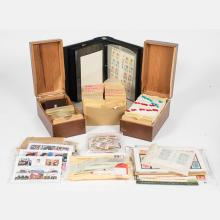A Collection of Worldwide Stamps,