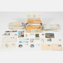 A Miscellaneous Collection of Stamps and Covers.