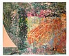 Pat Adams (b. 1928) Clearing, 1980, Oil, mixed media on canvas,, Patricia Adams, Click for value