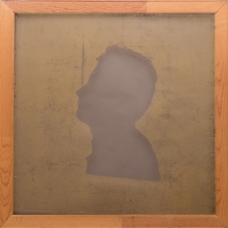 Suzan Etkin (b. 1955) Portrait of Don Munroe, 1987, Mylar,