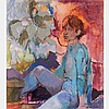 Ginna Brand (b. 1929) Untitled, Oil on canvas,, Ginna Brand, Click for value