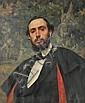 Jose Valso Salgado (1864-1945) Portrait of Alexio De Queiroz Ribeiro, Oil on canvas,, Jose Veloso Salgado, Click for value