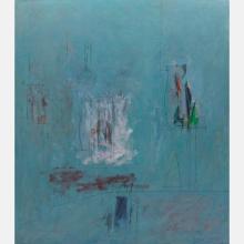 Al Newbill (1921-2012) Still Life, Oil on canvas,