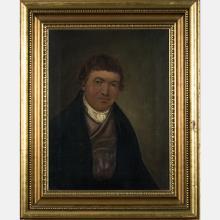 Daniel Orme (c. 1766-1832) Portrait of a Gentleman, Oil on board,