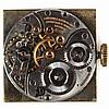 A 14kt. Yellow Gold Longines Wrist Watch, 20th Century.